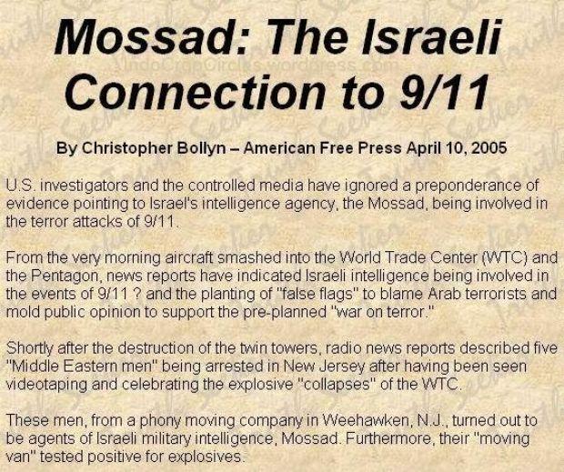 Film Mirip Tragedi 9/11 Telah Ditayangkan 6 Bulan Sebelum Tragedi