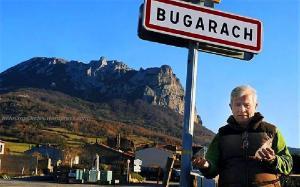 Desa Bugarach, tempat lokasi Gunung Pic de Bugarach