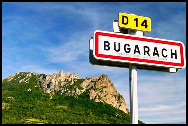 Gunung Pic de Bugarach, Prancis 02