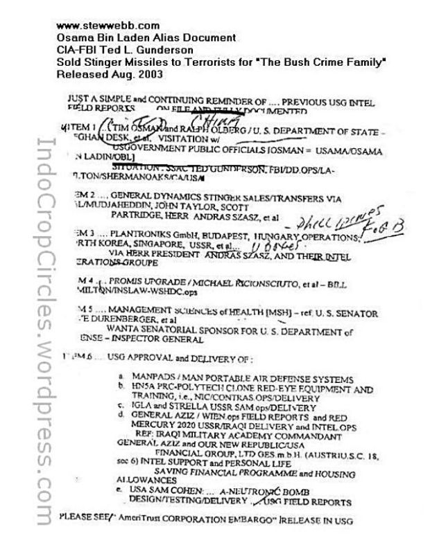 osama bin laden is osman document