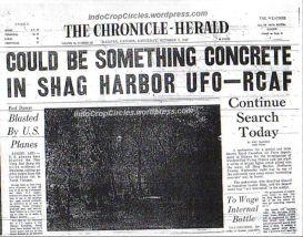 shag harbor uso