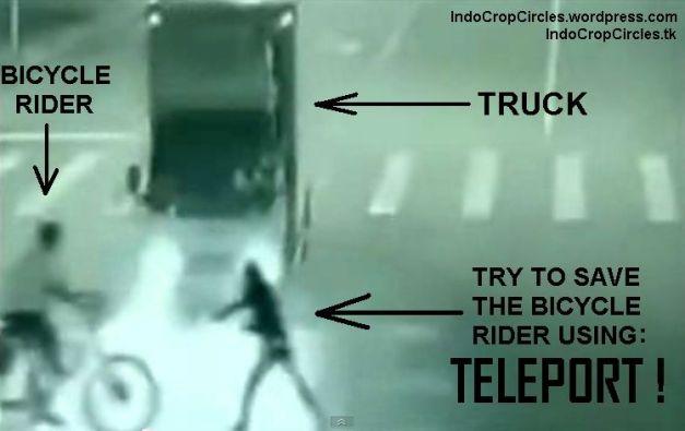 tips and trik: Terekam CCTV di Cina: Manusia Ini Dapat ...