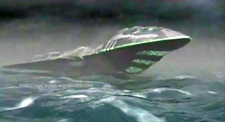 13 Penampakan USO (Objek Bawah Air Tak Dikenal) Dengan Saksi Terbanyak ...