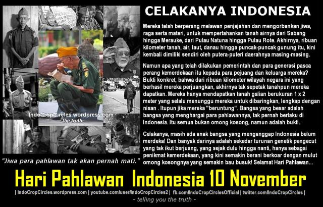 Hari pahlawan veteran Indonesia 10 November