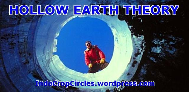 Hollow earth theory header