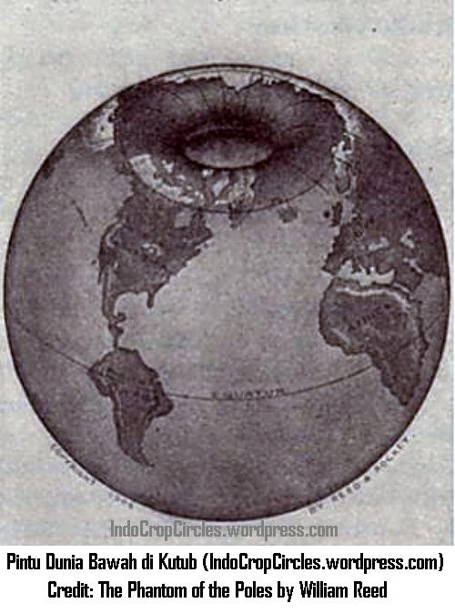 Misteri Dunia Bawah Menurut Dennis Crenshaw