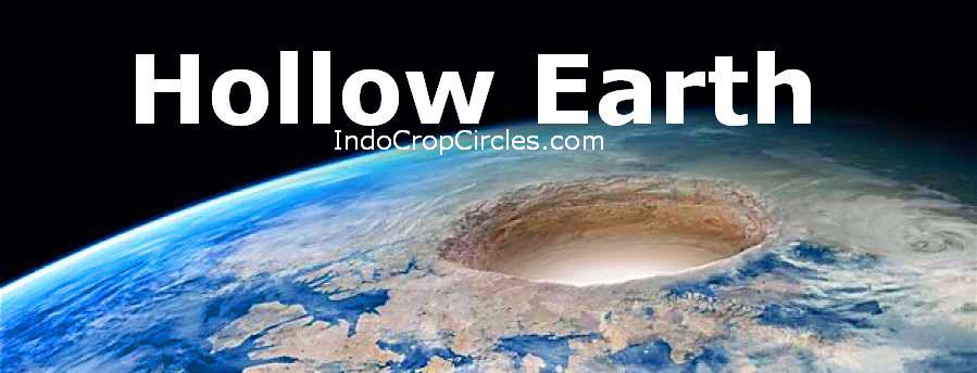 Hollow Earth Theory: Bumi Berongga, Benarkah Dunia Bawah