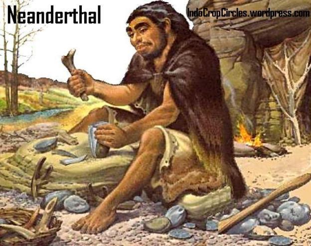 manusia neanderthal - Arthursclipart 01