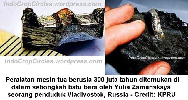 rel-gigi-300-juta-tahun di batu bara russia