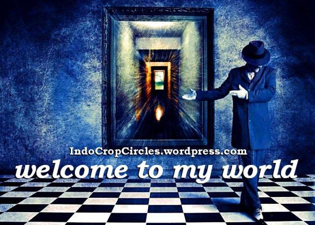 welcome to my world header