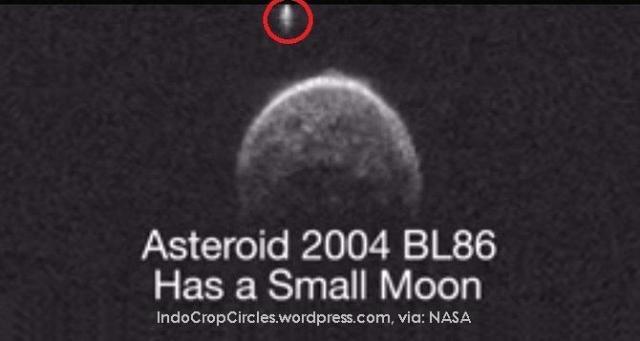 2004 BL86 9942 (Asteroid yang memiliki orbiter  bulan)