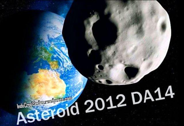 asteroid 2012-DA14 close