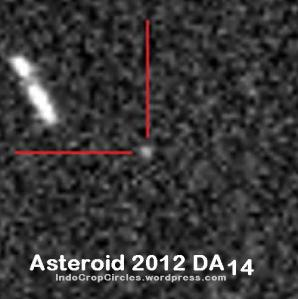 asteroid 2012-DA14 zoomed