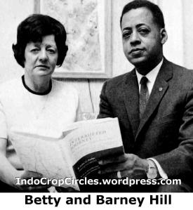 Betty Barney Hill - penculikan alien UFO Mystery