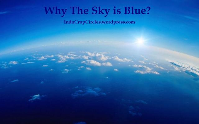 ble sky langit biru