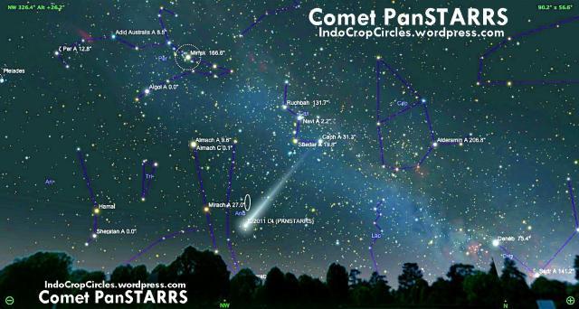 comet-panstarrs-2013 2