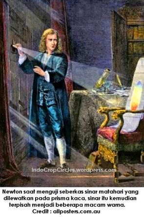 Isaac-Newton-dan-Prisma