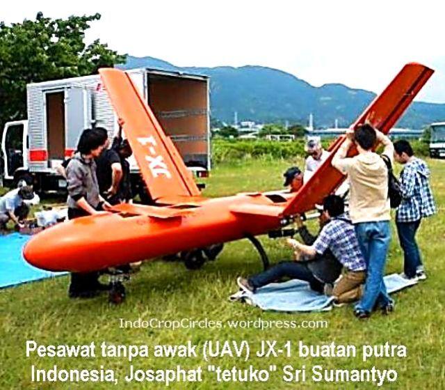 JX-1 josaphat-tetuko-sri-sumantyo
