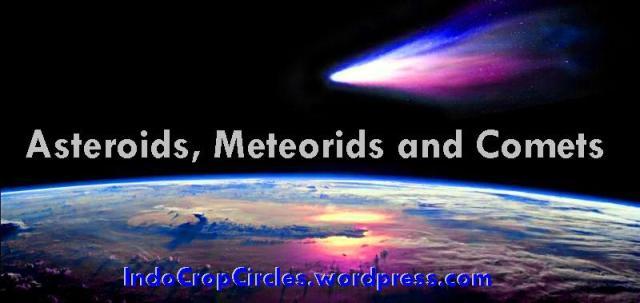 komet asteroid meteors comet header
