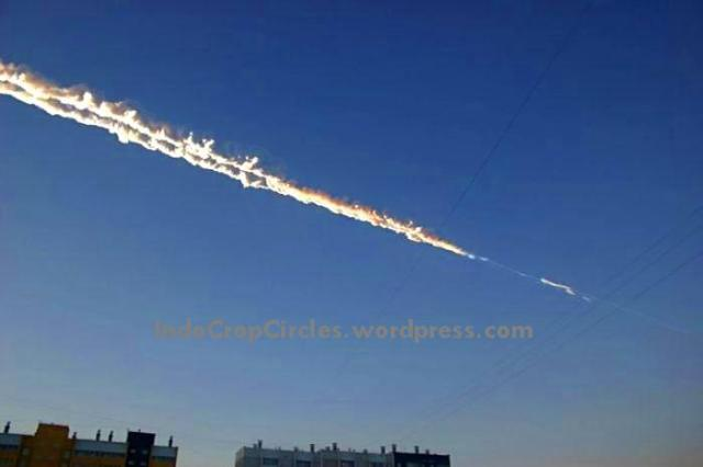 meteor in russia february 2013