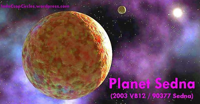 planet Sedna header