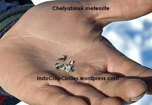 Russia Meteorite - Fragments of a meteorite found near the Chebarkul Lake 02