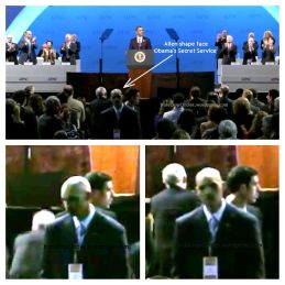 barrack obama dijaga alien AIPAC 2013 - 1