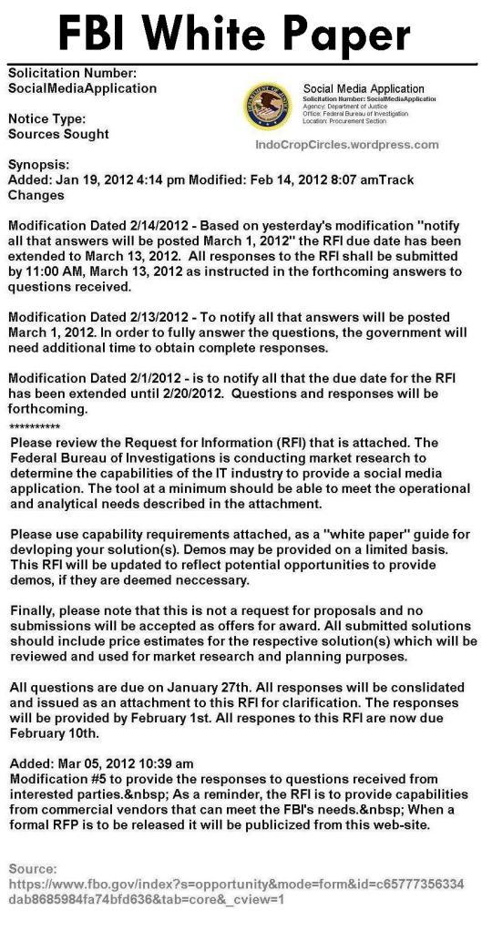 fbi notice social media