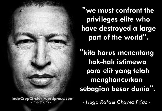 hugo chavez quote