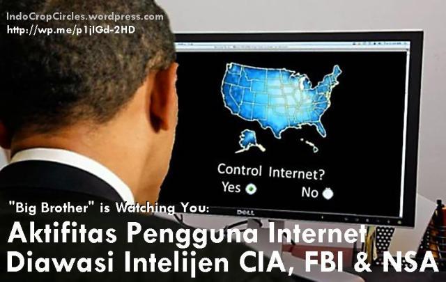 Internet diawasi Obama FBI