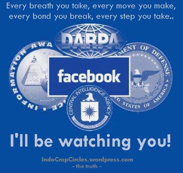 internet-Facebook-controlled CIA