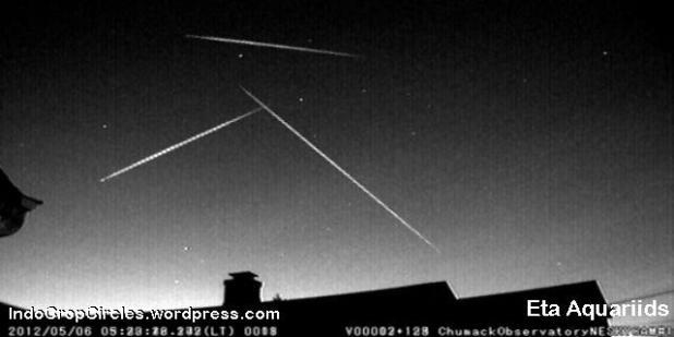 Meteor Eta Aquariids