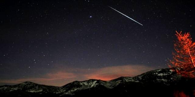 meteor geminids