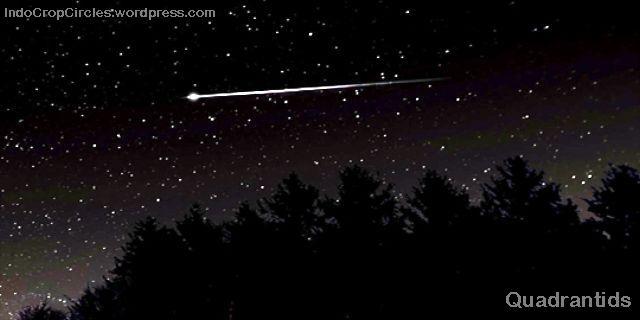 Meteor Quadrantids