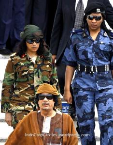 Muamar Gaddafi's Libya was Africa 's most prosperous Democracy