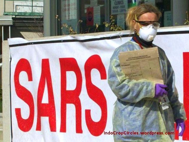 SARS Virus 03