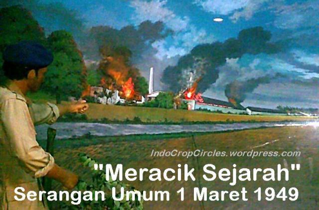 Bukti, Kronologi dan Fakta Baru Mengenai Serangan Umum 1 Maret 1949.