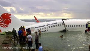04 lion air crash bali indonesia 13 April 2013
