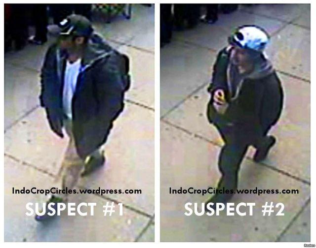 2 suspects bom boston by FBI - 01