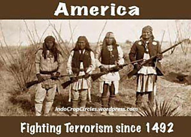 america fighting terrorism