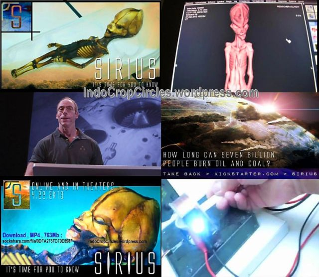 Atacama Humanoid Sirius movie documentary