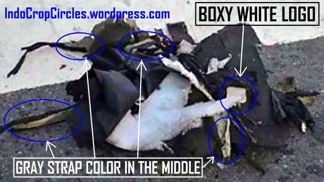 backpack boston marathon bombing evidence keterangan