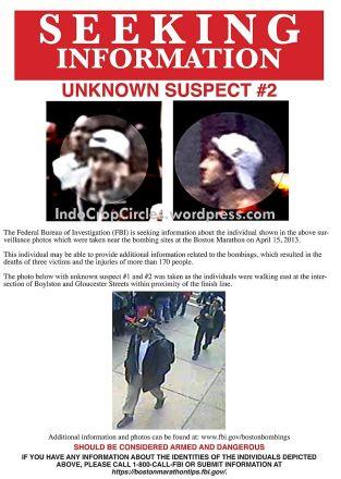bomb boston marathon suspect-2 release