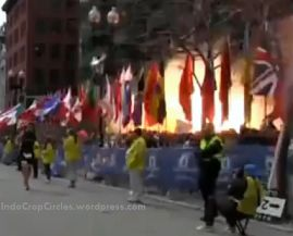 boston marathon bomb blast zoomed