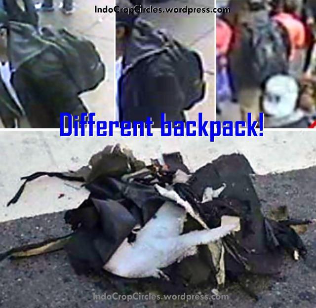 different backpak boston marathon bombing