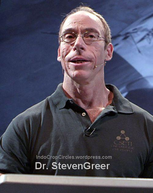 Sepanjang perjalanan, dr greer menyelidiki teknologi baru dan