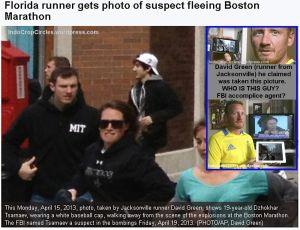 florida runner david green boston marathon