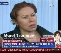 Maret Tsarnaev