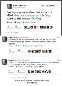 Operation False Flag alexjones twitter