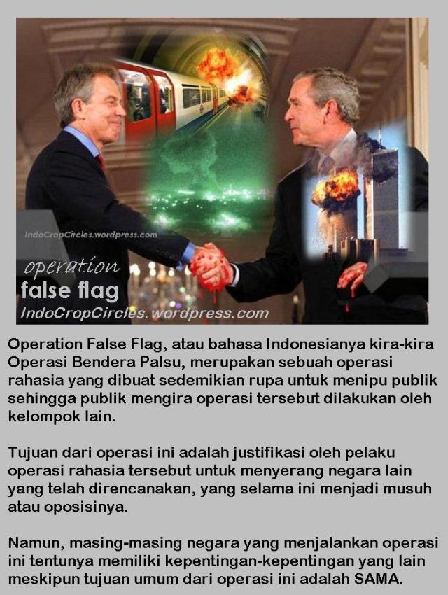 Operation False Flag
